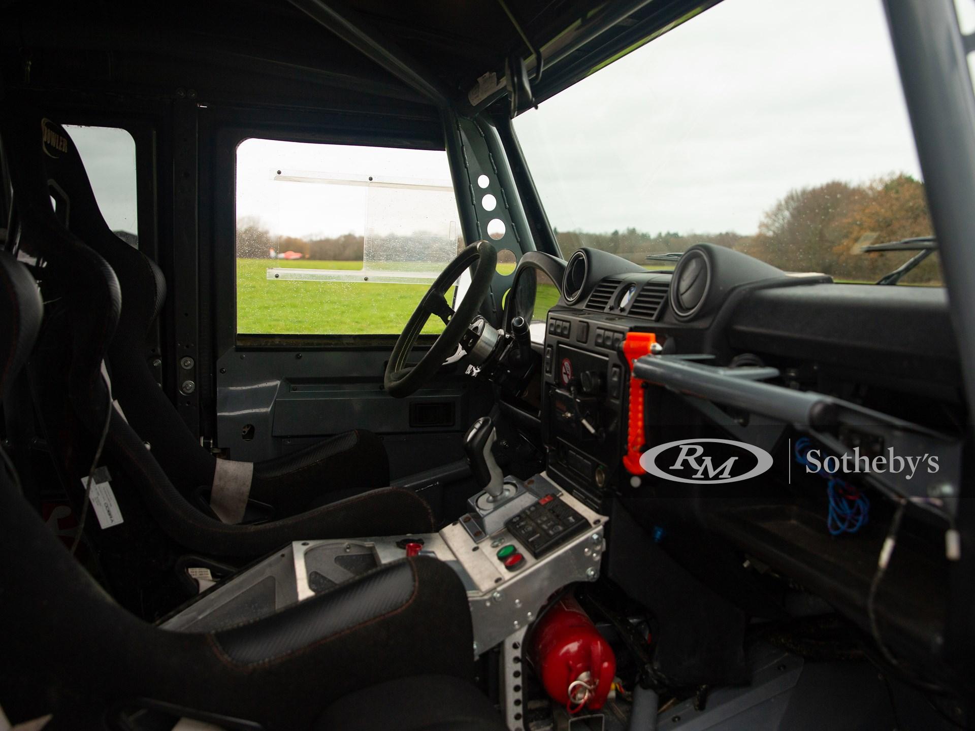 "2016 Bowler CSP V8 Prototype ""P1"""