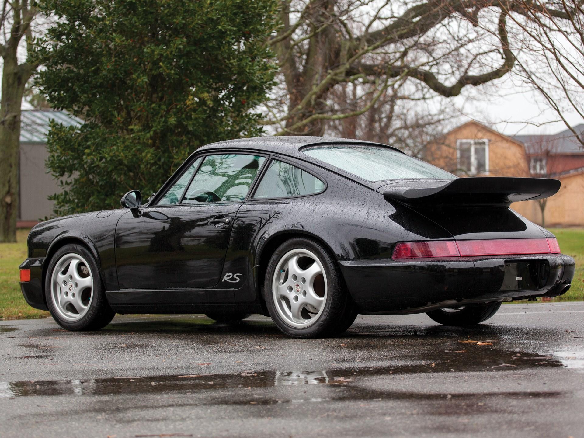1994 Porsche 911 RS America