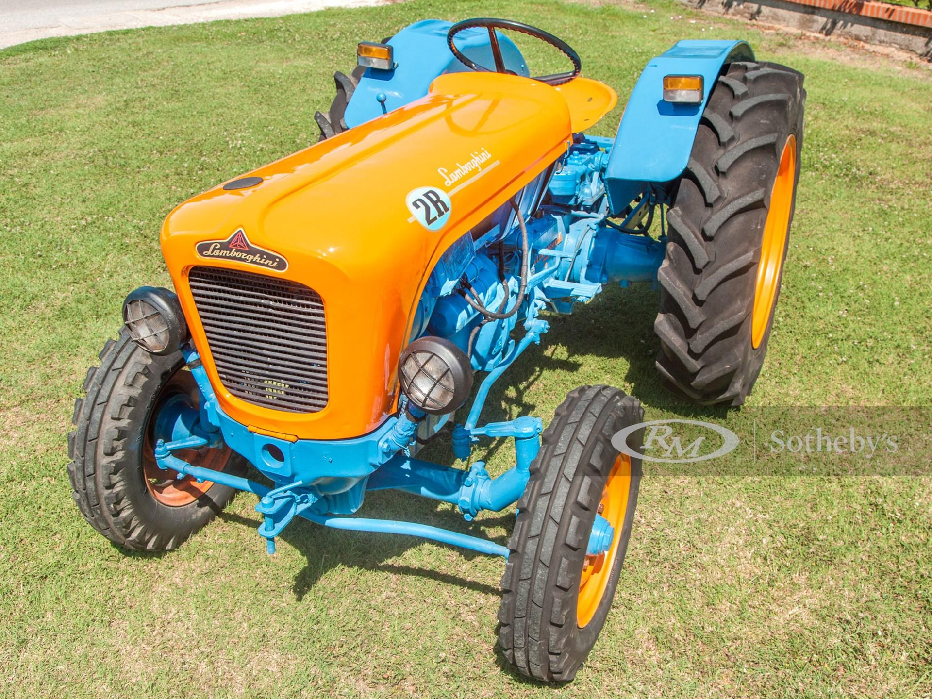 1965 Lamborghini 2R Tractor  -