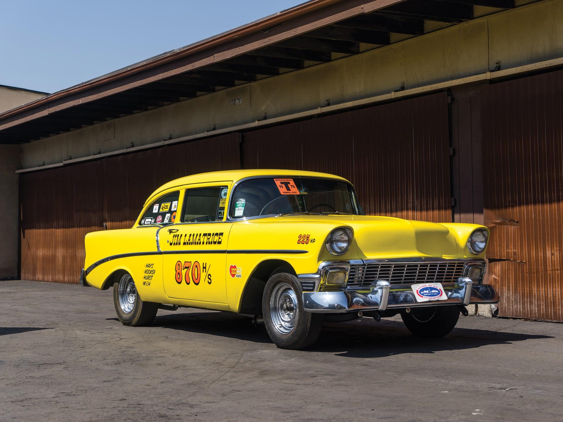 1956 Chevrolet 210 H/Stock Drag Car