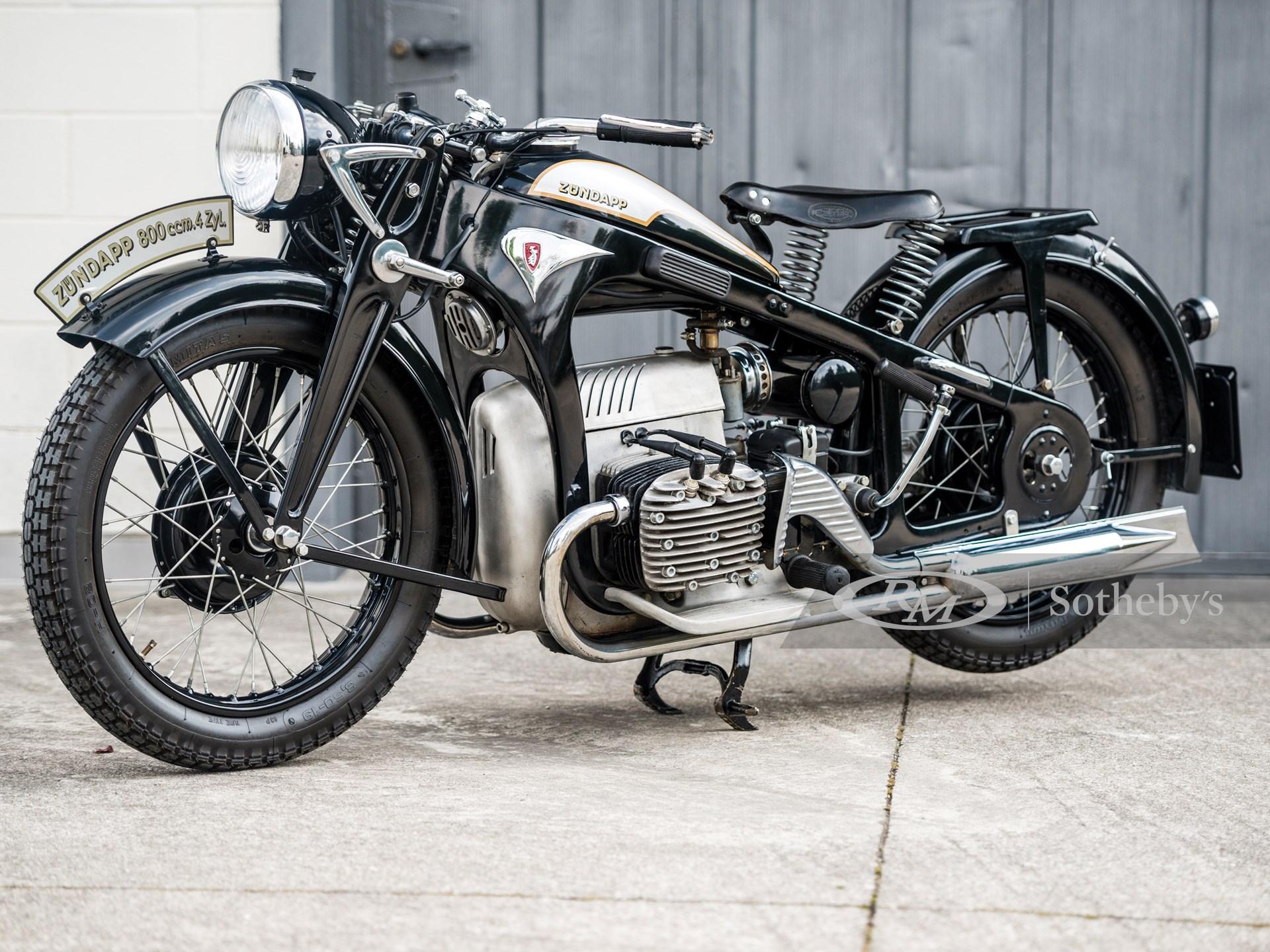 1937 Zündapp K800