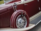 1931 Auburn Phaeton  - $