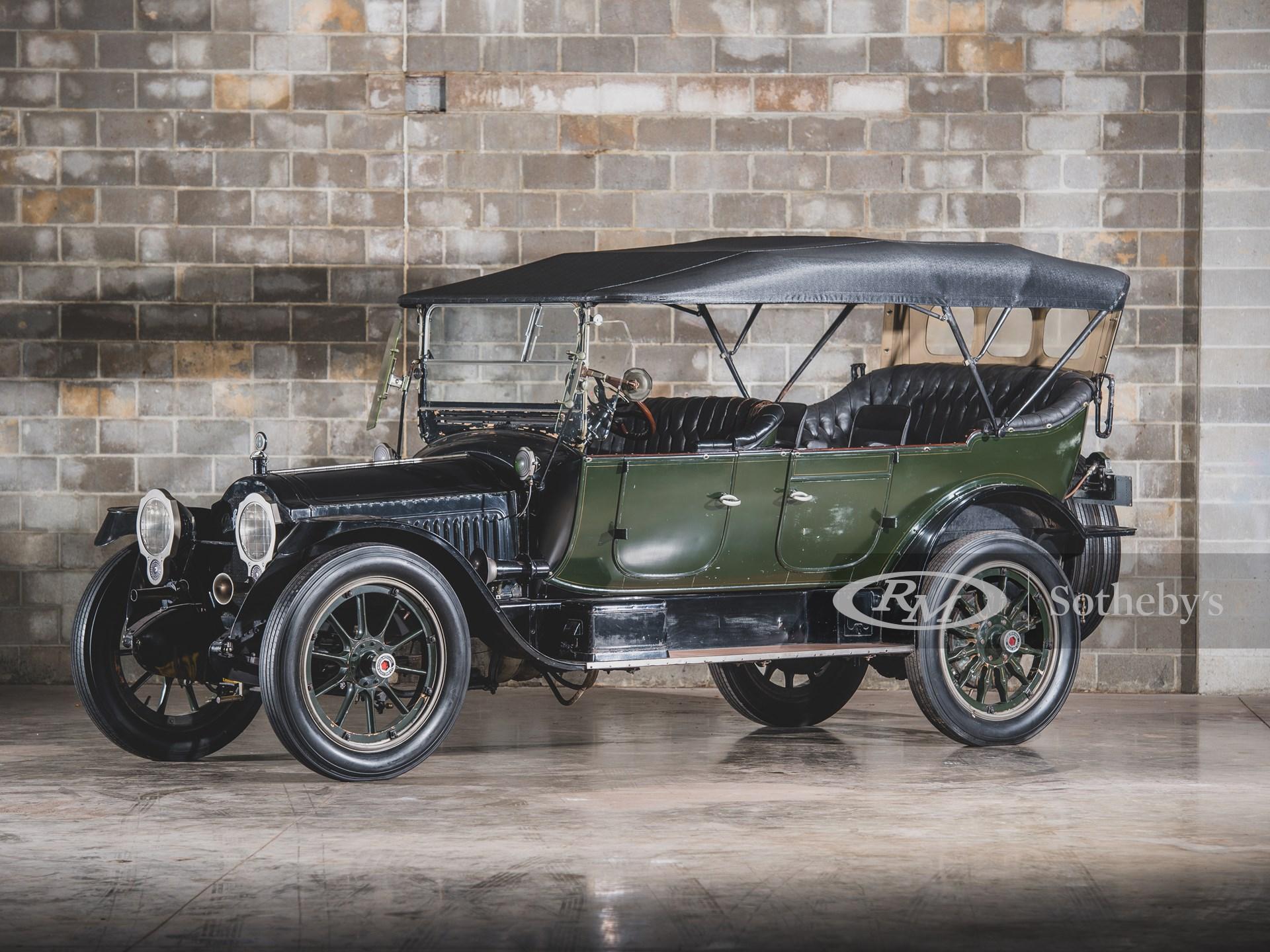 1916 Packard Twin Six Seven-Passenger Touring