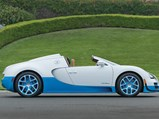 2013 Bugatti Veyron 16.4 Grand Sport Vitesse 'Le Ciel Californien'  - $