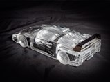 Ferrari F40 Lead Crystal Display Model - $