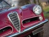 1953 Alfa Romeo 1900C Sprint Coupé by Pinin Farina - $Captured at Via Artigiani on 10 December 2019. At 1/400, f 2.8, iso100 with a {lens type} at 110mm on a Canon EOS-1D X Mark II.  Photo by Cymon Taylor - CTP