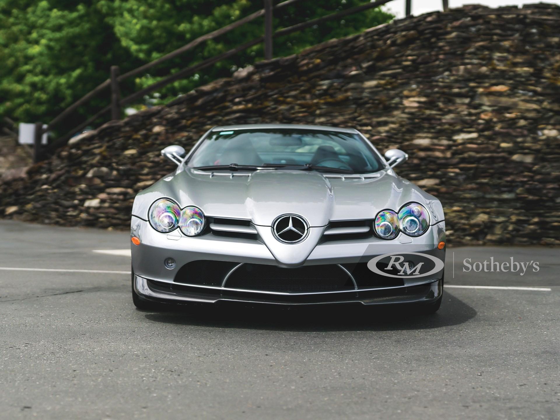 2007 Mercedes-Benz SLR McLaren 722 Edition  -