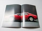 Ferrari 208 Turbo Owner's Manual and Brochure, 1982 - $