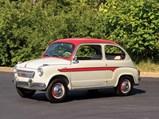 1959 Fiat 600D Berlina by Viotti - $