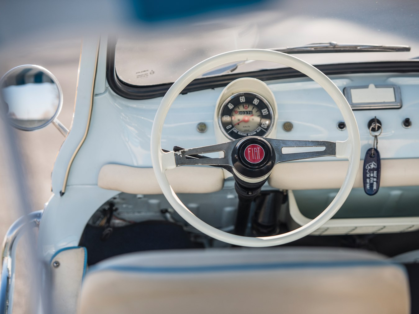 1960 Fiat 500 Mare by Holiday