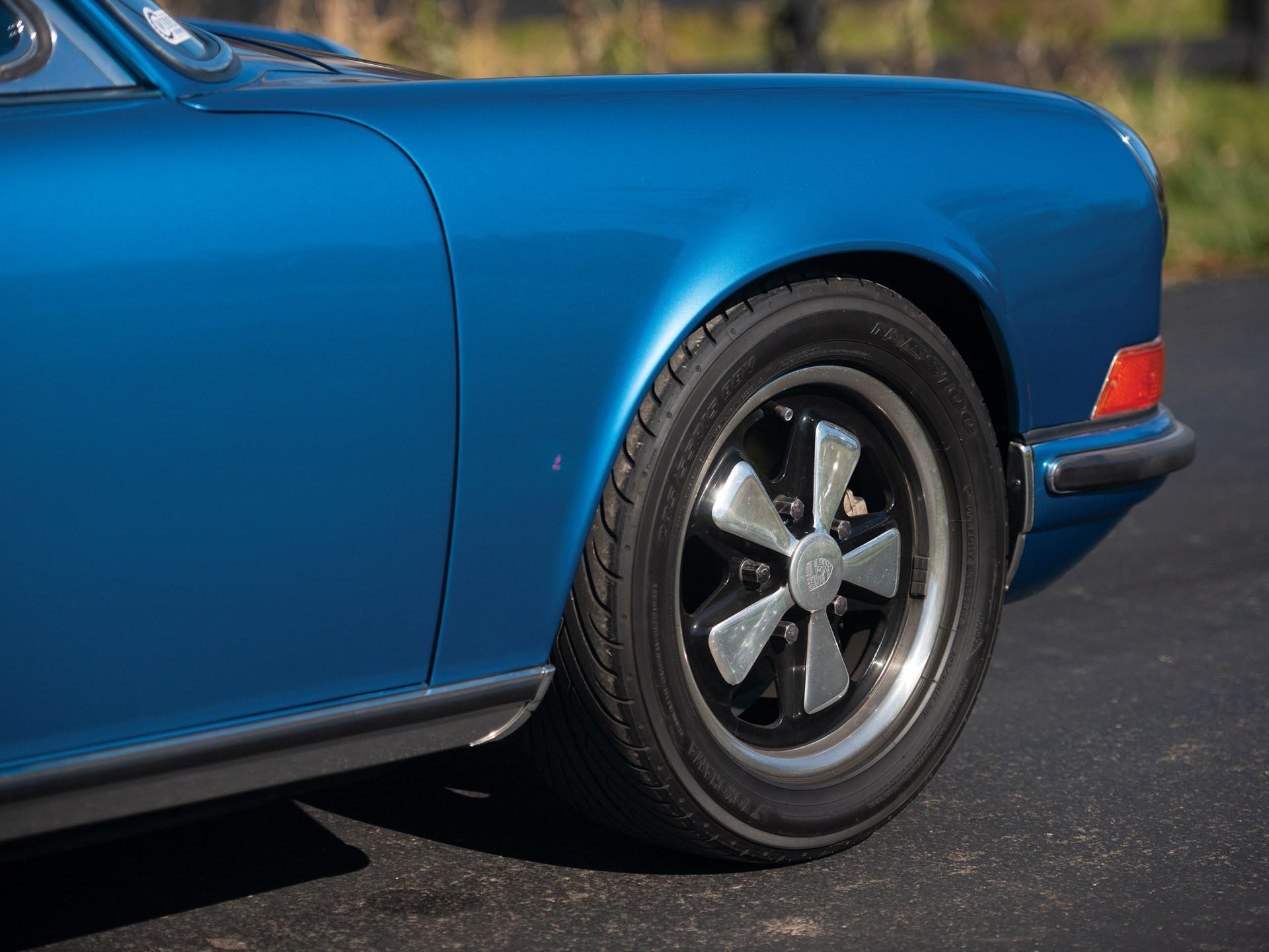 1969 Porsche 911 E Coupe