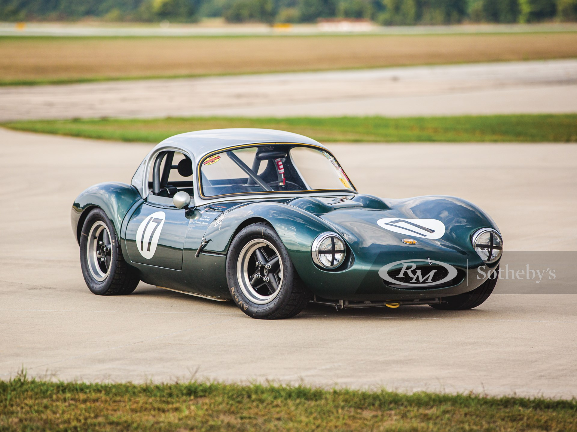 1964 Ginetta G4R