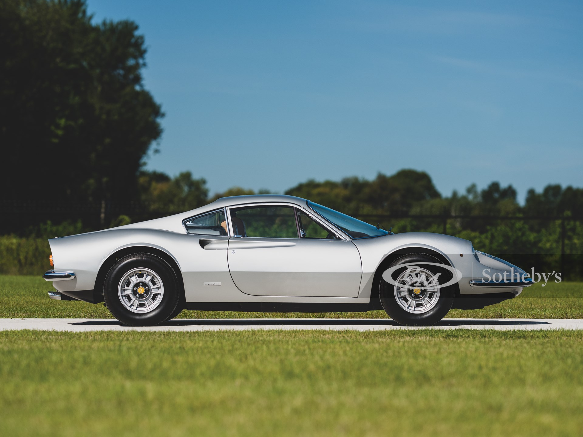 1972 Ferrari Dino 246 GT by Scaglietti -