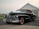 1946 Cadillac Series 62 Convertible Coupe  - $