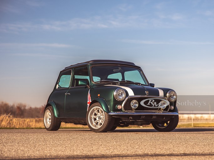 1995 Rover Mini | Photo: Teddy Pieper | @vconceptsllc