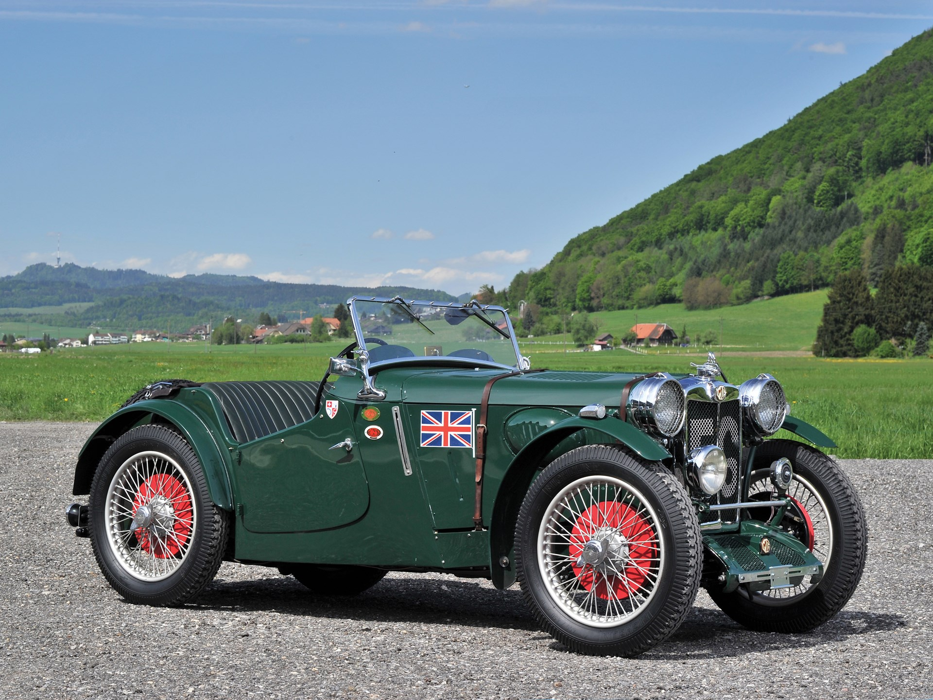 RM Sotheby s 1934 MG PA B Le Mans