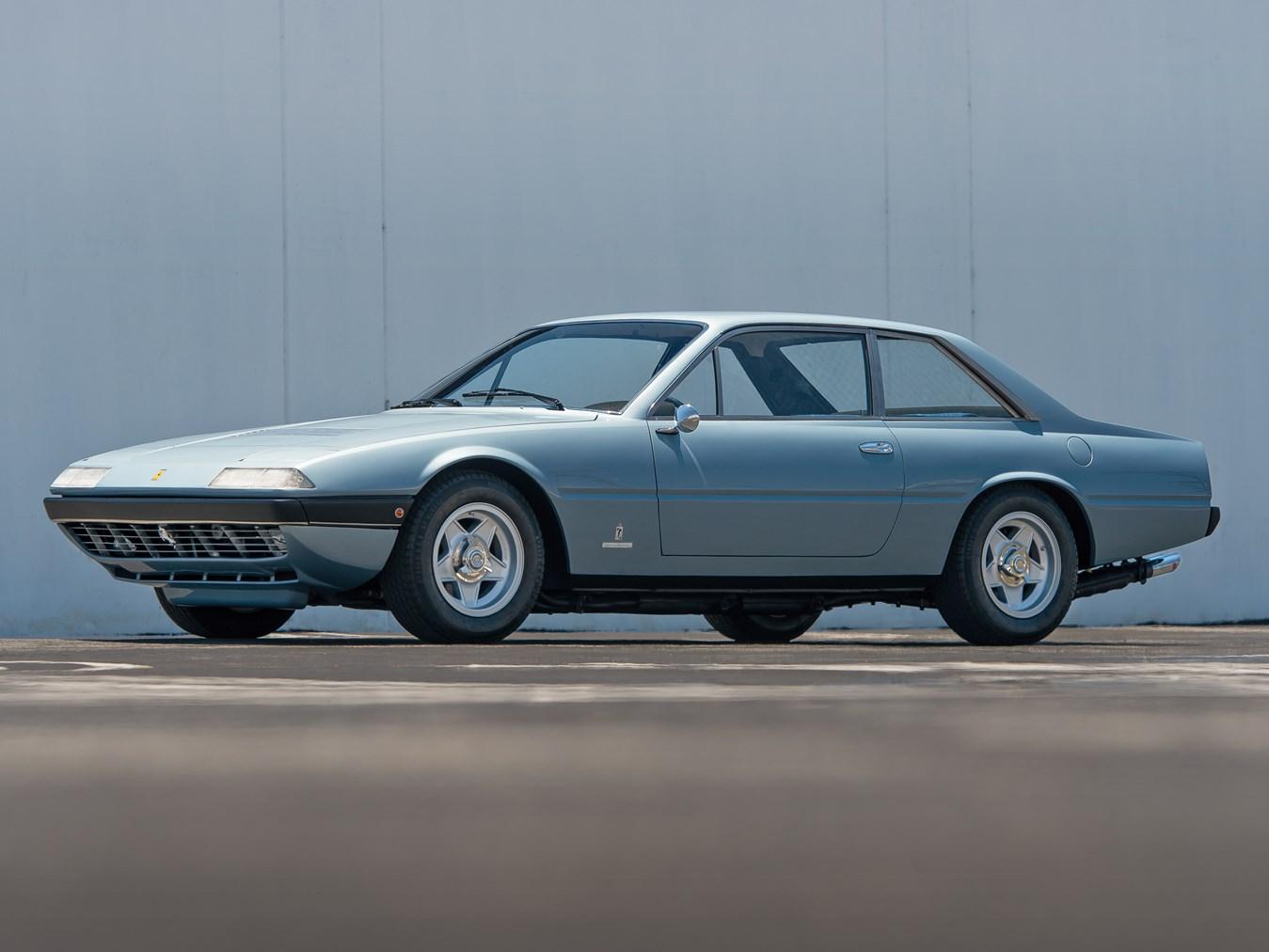 rm sothebys 1972 ferrari 365 gt4 22 prototipo by