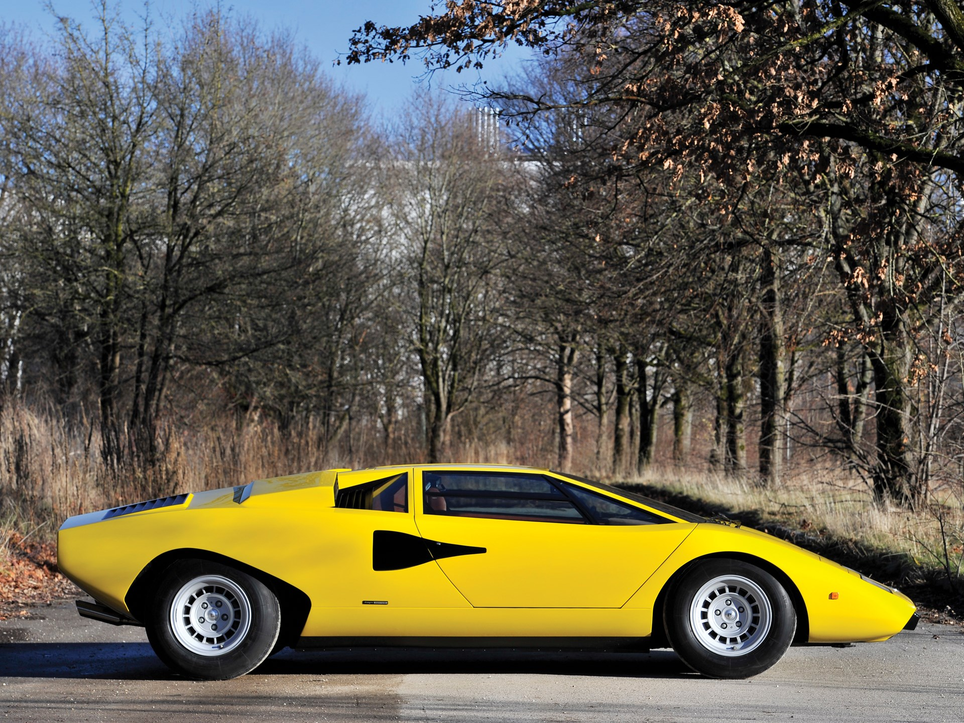 Rm Sotheby S 1975 Lamborghini Countach Lp400 Periscopio By