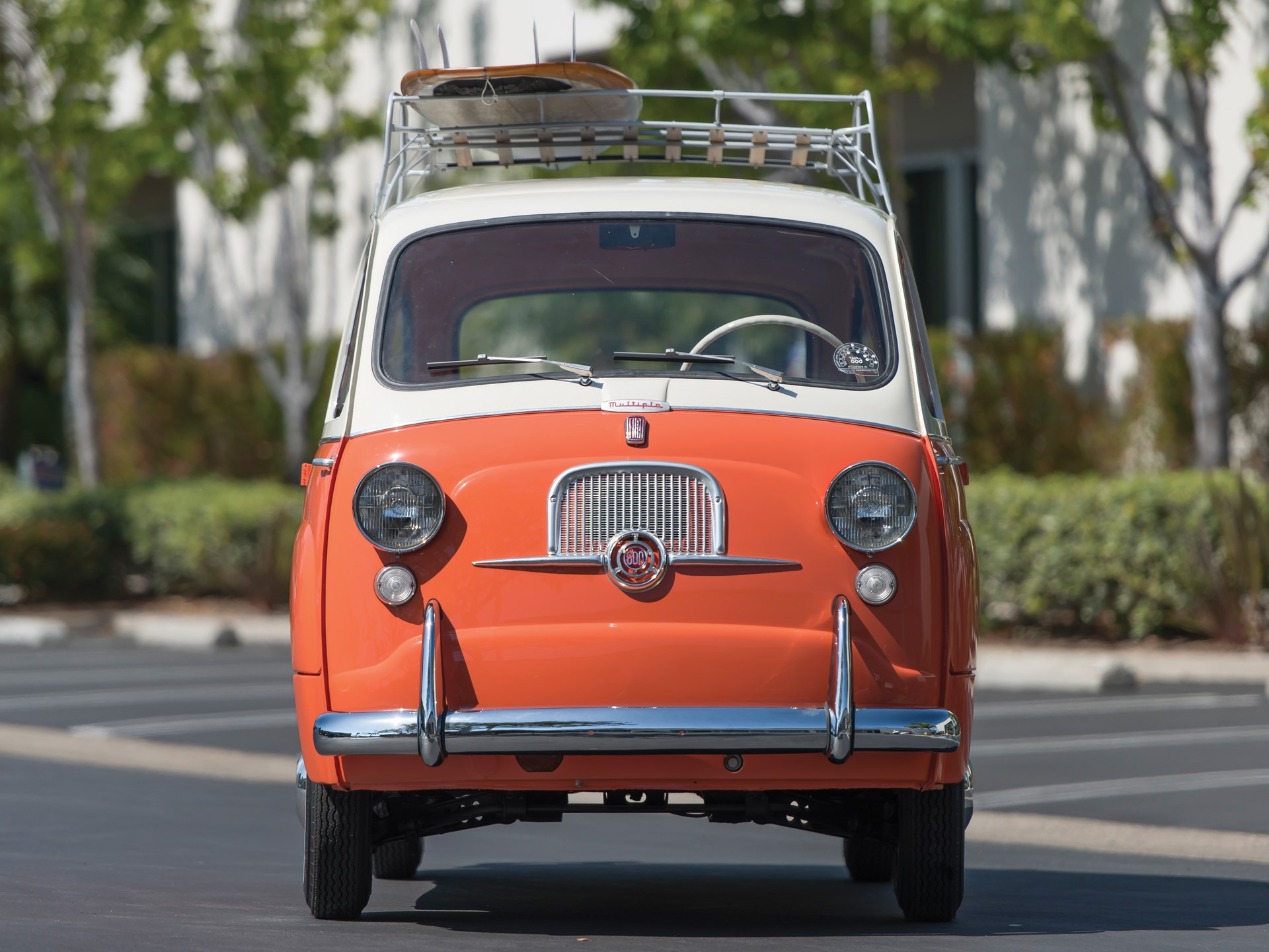 1960 Fiat 600 Jolly & 1958 Fiat 600 Multipla
