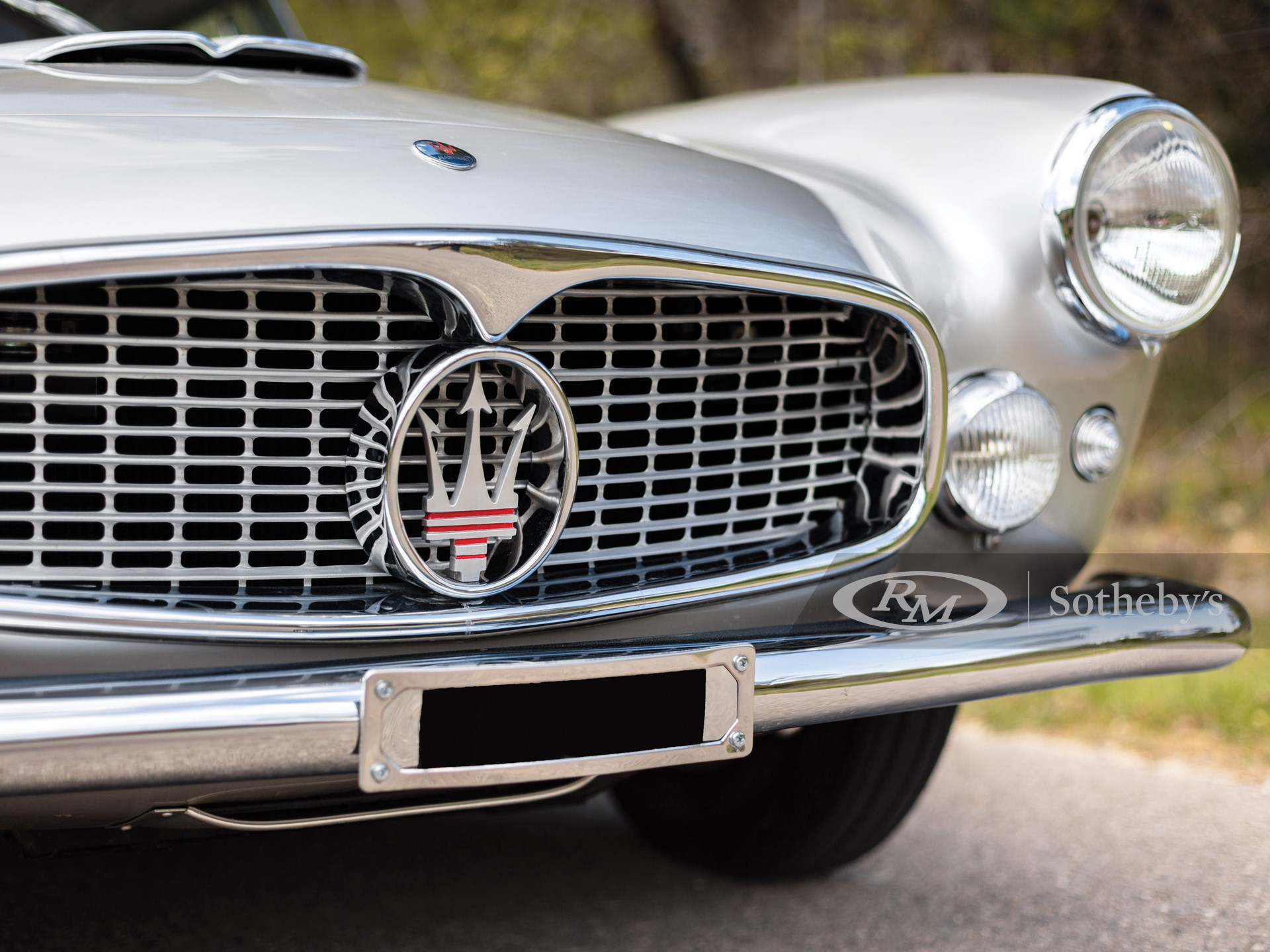 1959 Maserati 3500 GT by Touring | Villa Erba 2019 | RM Sotheby's