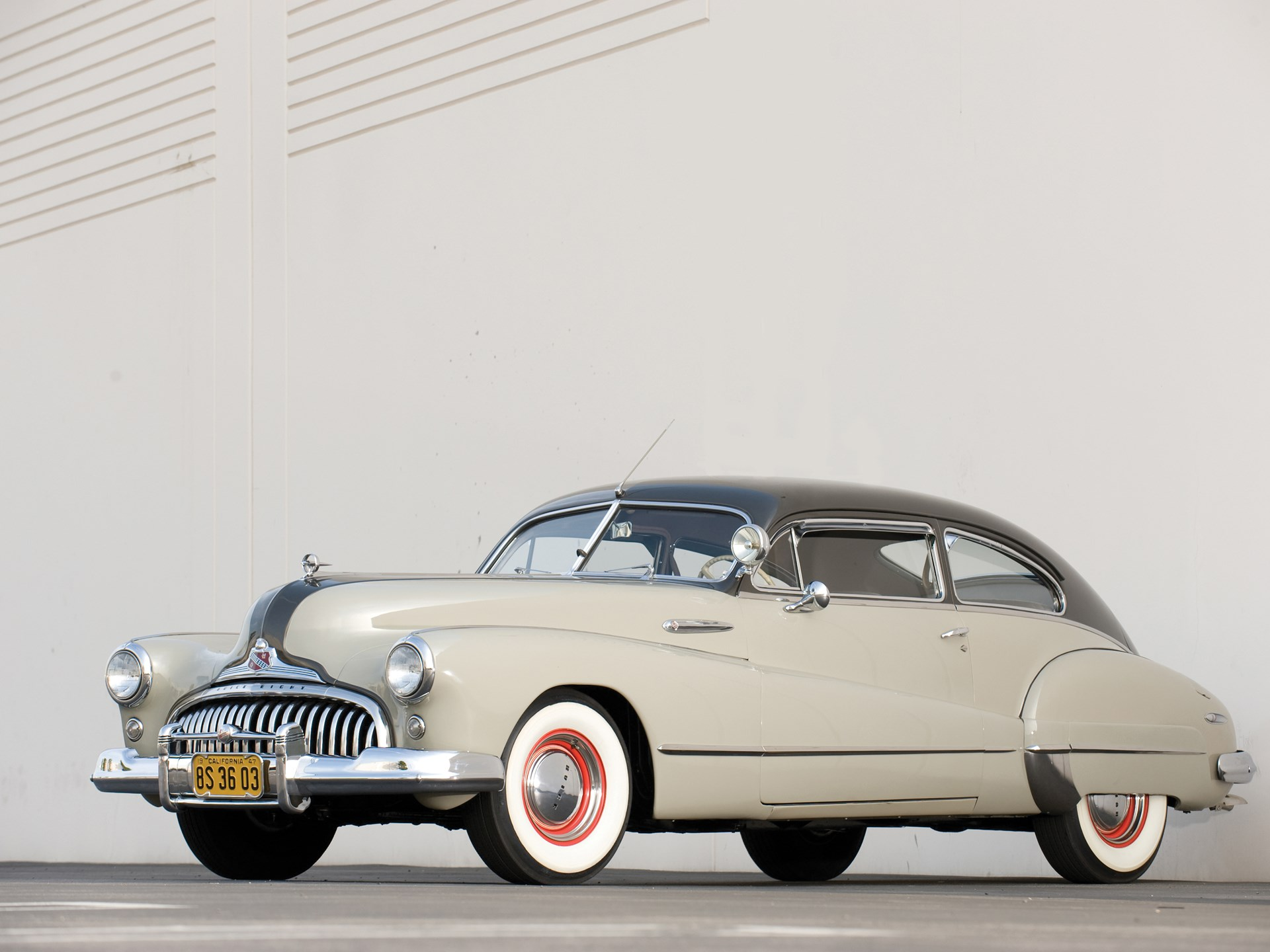 rm sotheby 39 s 1947 buick roadmaster sedanette arizona 2011. Black Bedroom Furniture Sets. Home Design Ideas