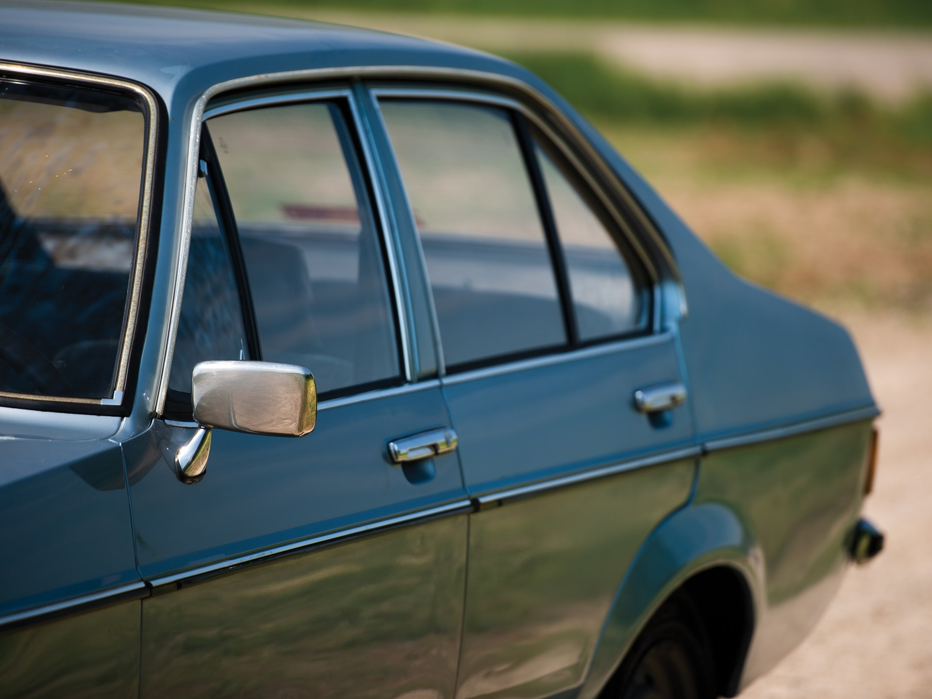 1976 Ford Escort 1100 GL Sedan