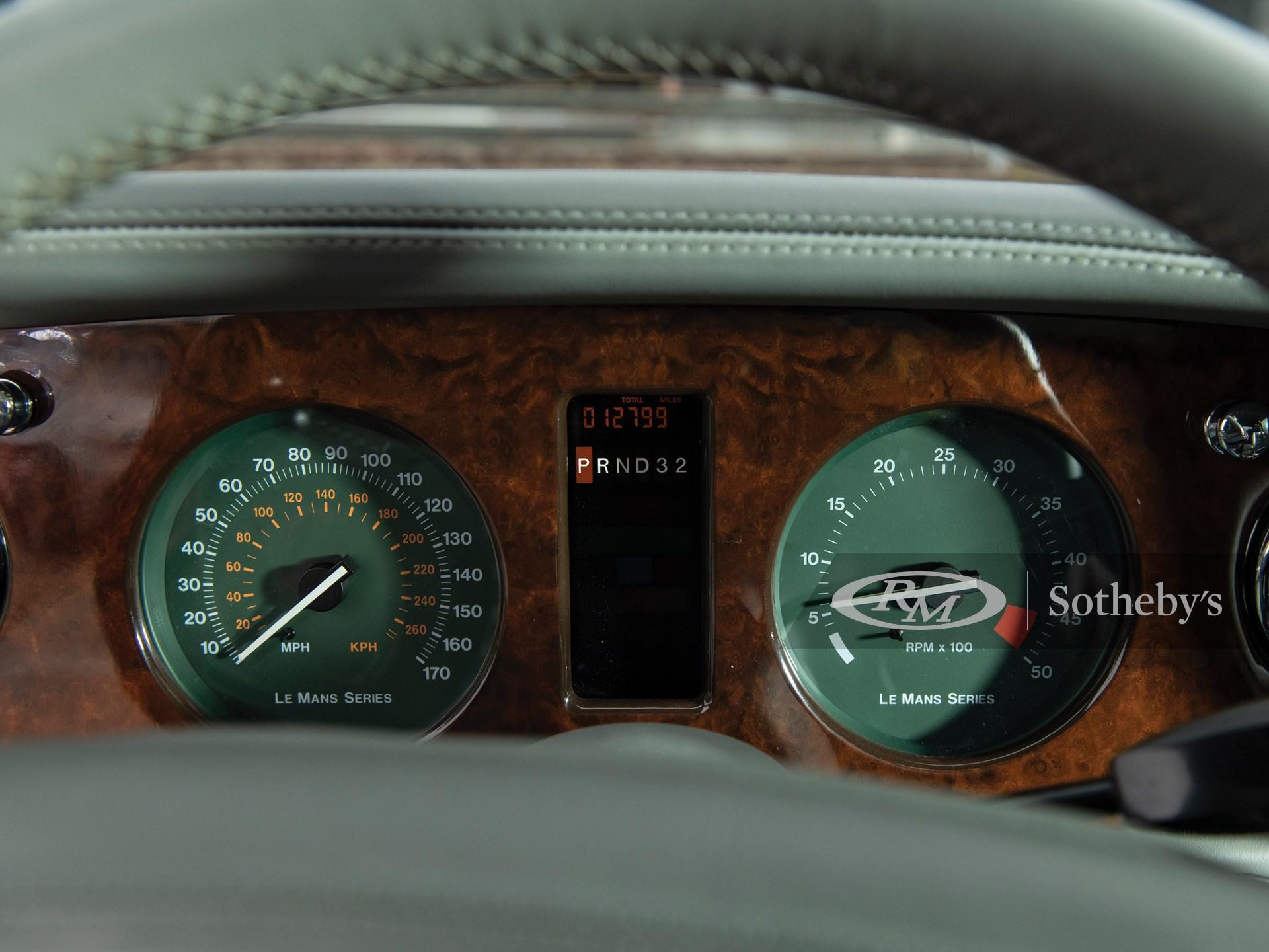 2002 Bentley Continental R Le Mans Series  -