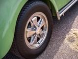 1956 Volkswagen Beetle 'Sunroof' Sedan  - $