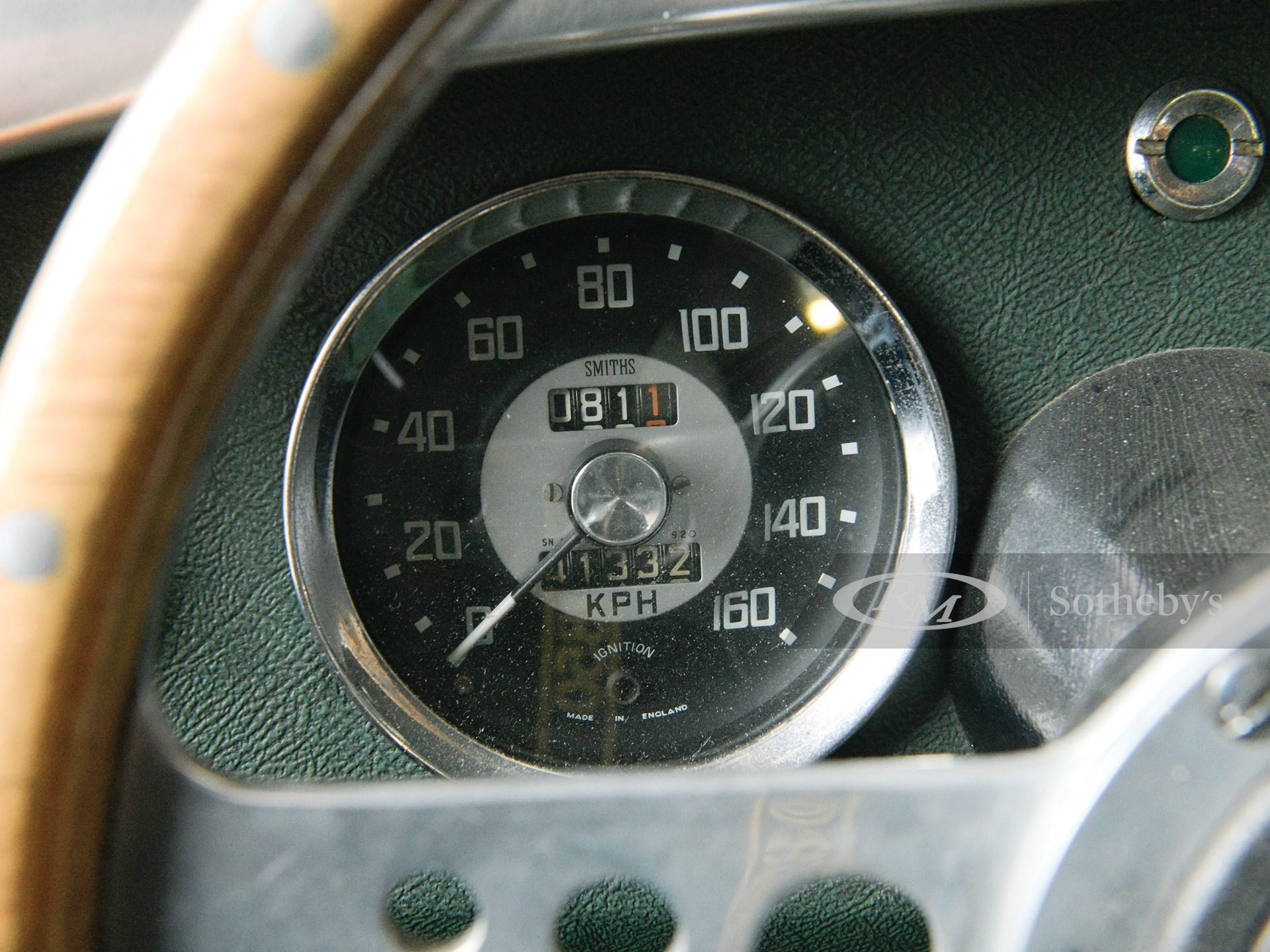 1960 Austin-Healey Sprite Mk I  -