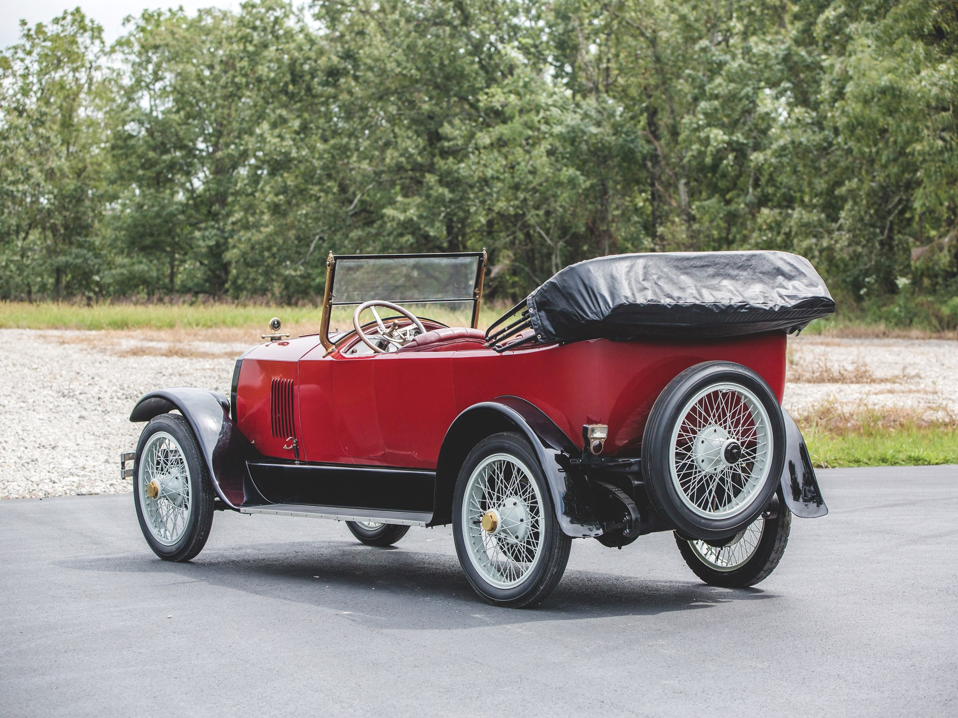 1919 Apperson 8-19 Anniversary Touring