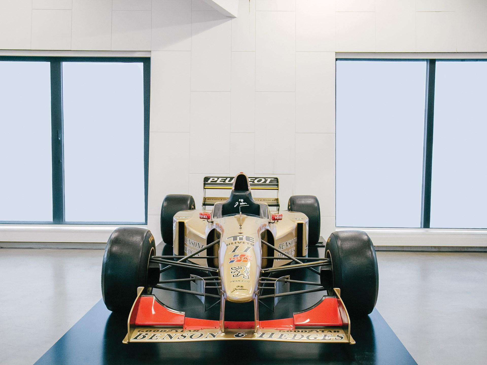 1996 Jordan 196 Formula 1