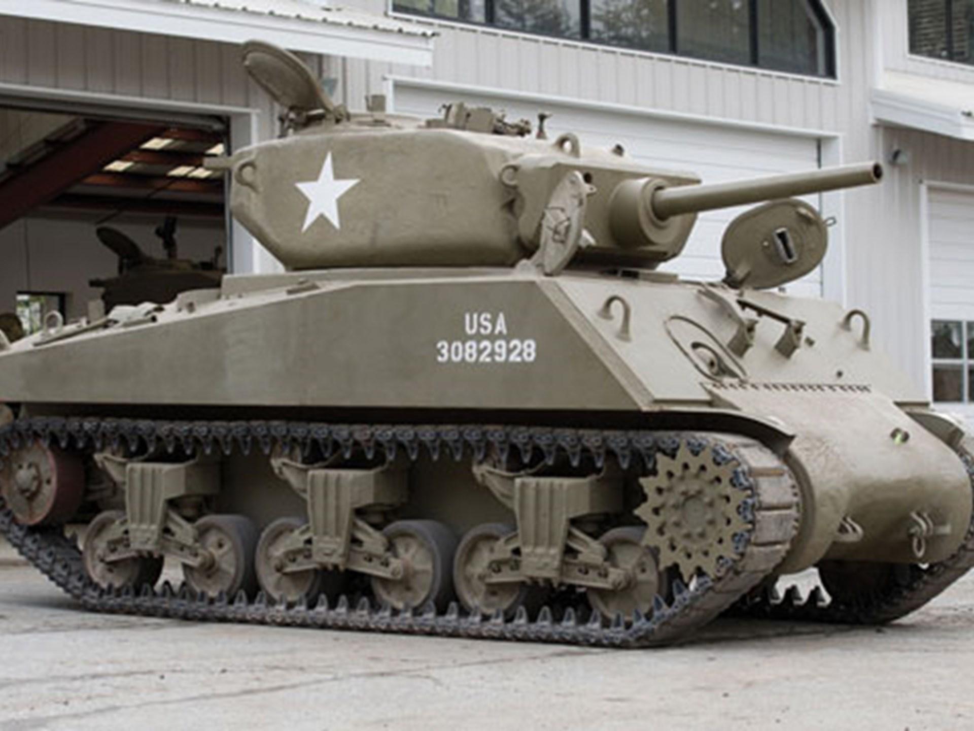 M4A3E2 Assault Tank Jumbo Sherman | The Littlefield