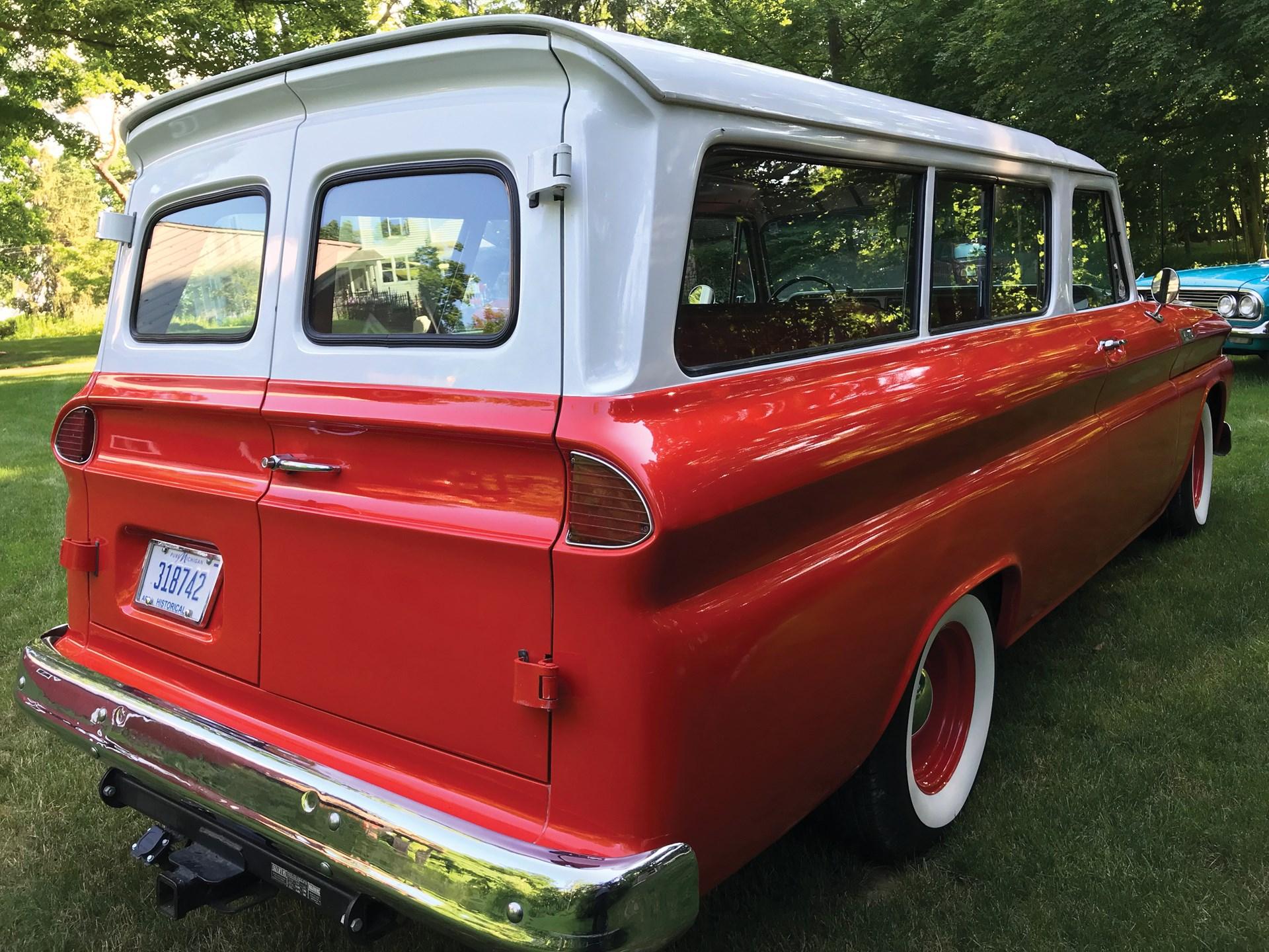 RM Sotheby's - 1965 Chevrolet Suburban Custom | Auburn Fall 2019