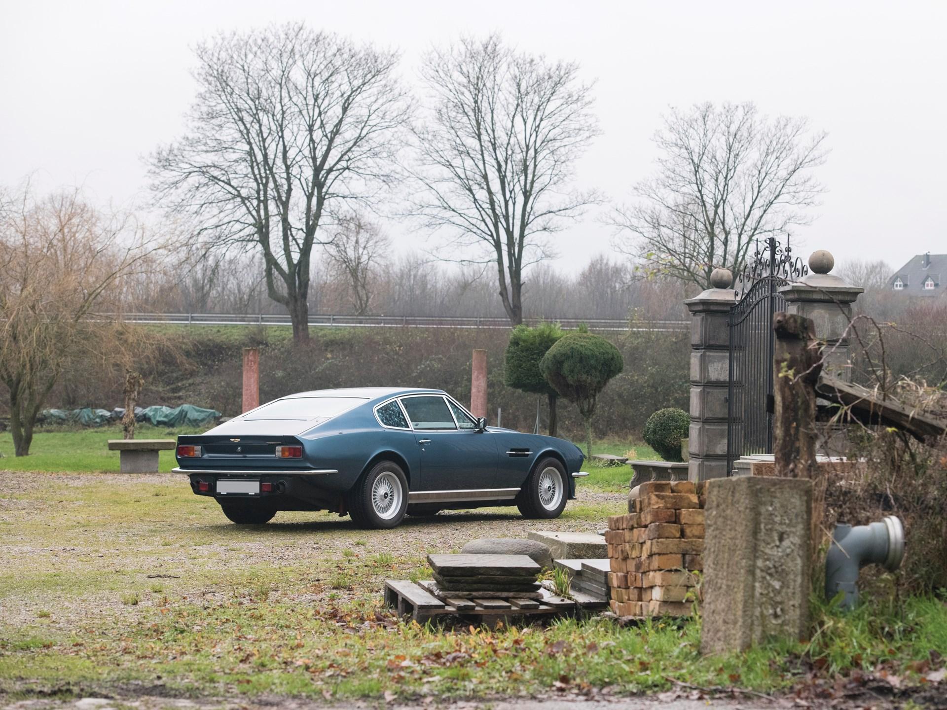 1979 Aston Martin V8 Vantage 'Oscar India'
