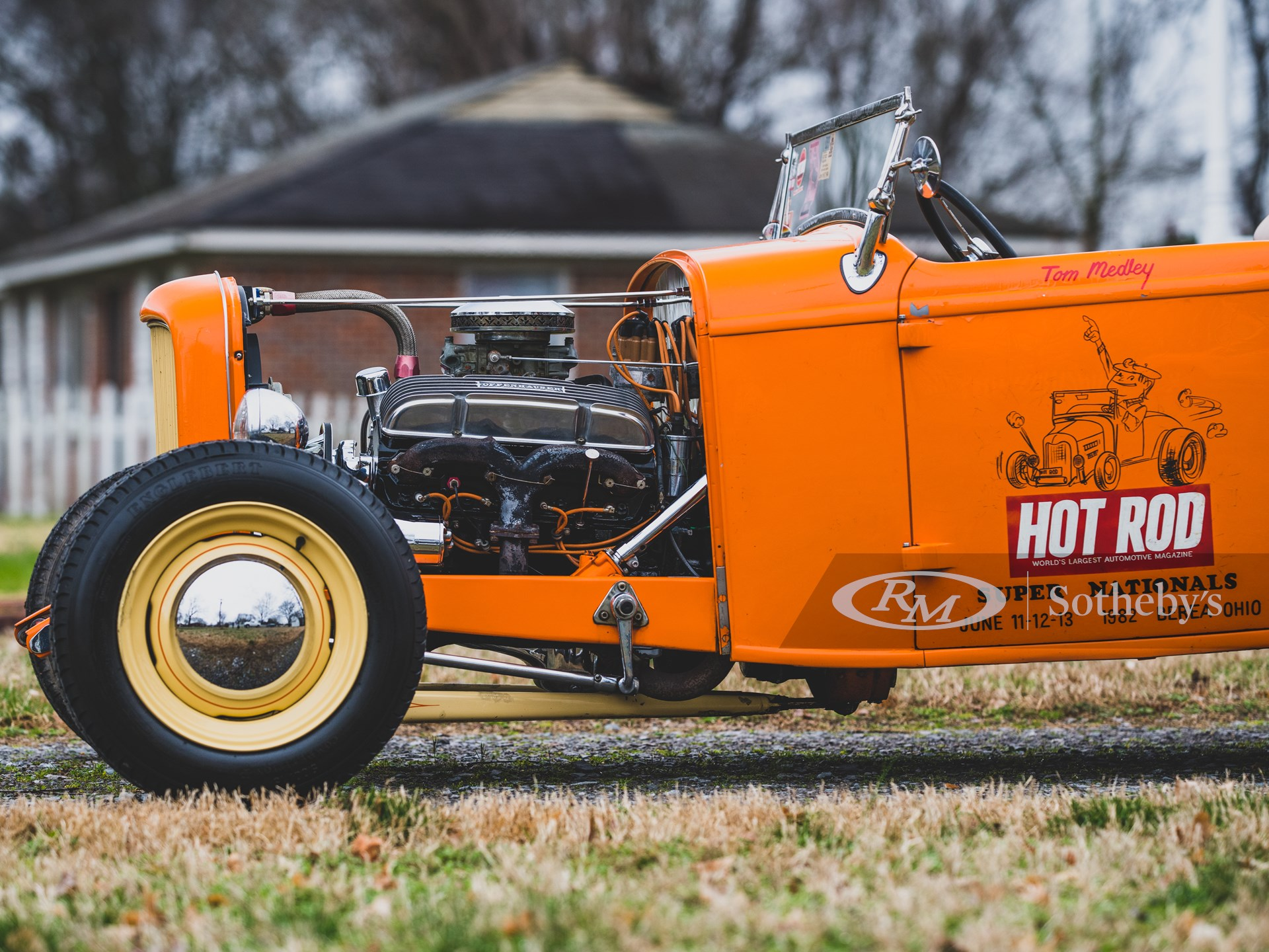 1932 Ford Roadster Street Rod  -