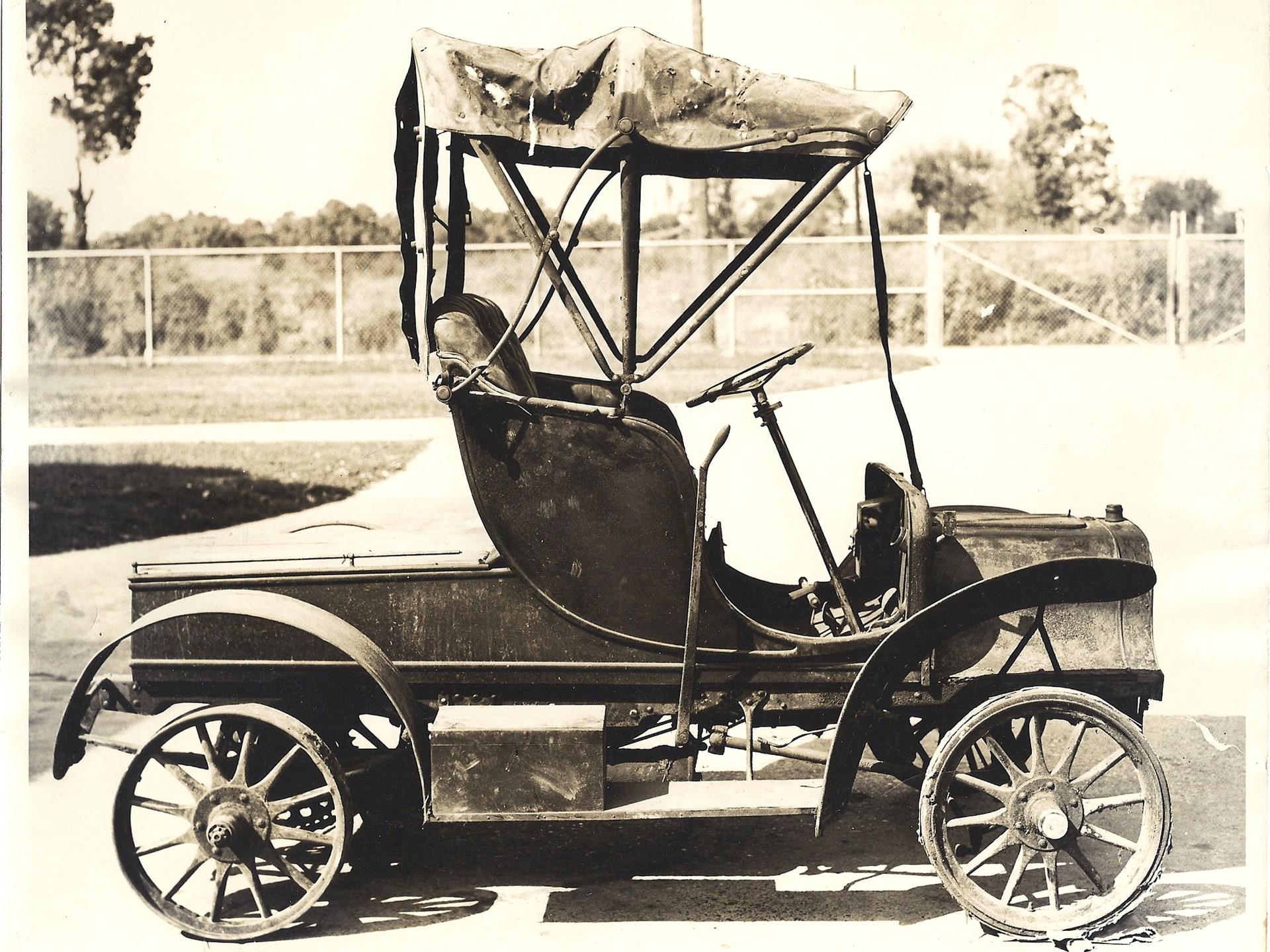 1906 Cadillac Model K