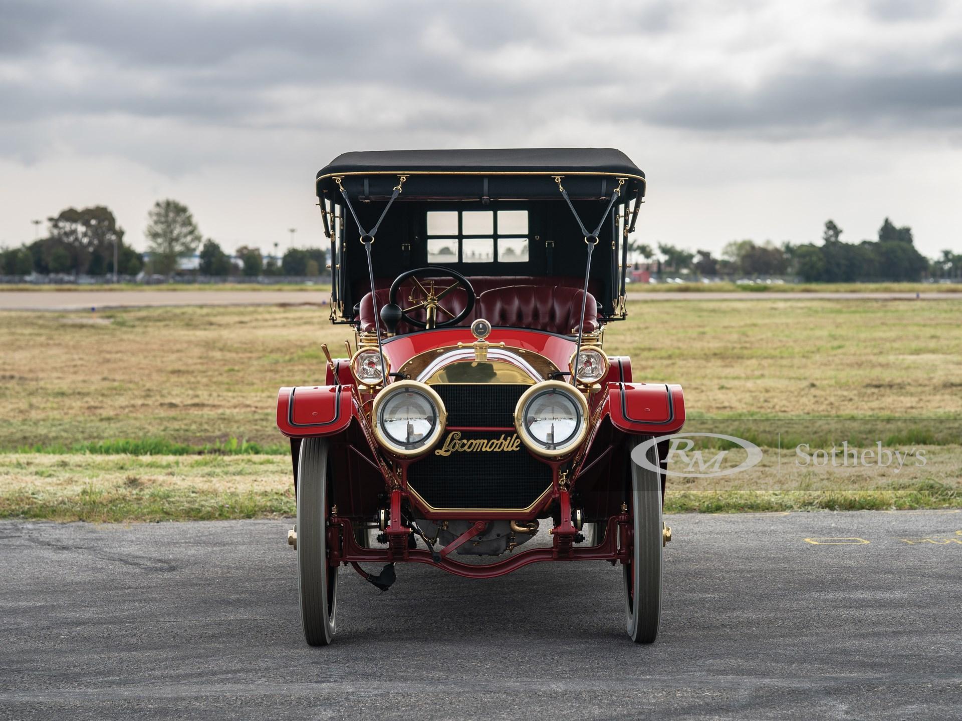1912 Locomobile Model 48 'M' Five-Passenger Torpedo  -
