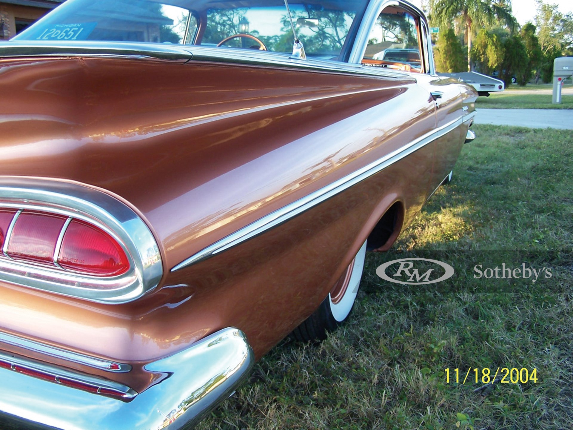 1959 Chevrolet Bel Air Impala  -
