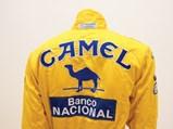 Ayrton Senna Formula 1 Racing Suit, 1987 - $
