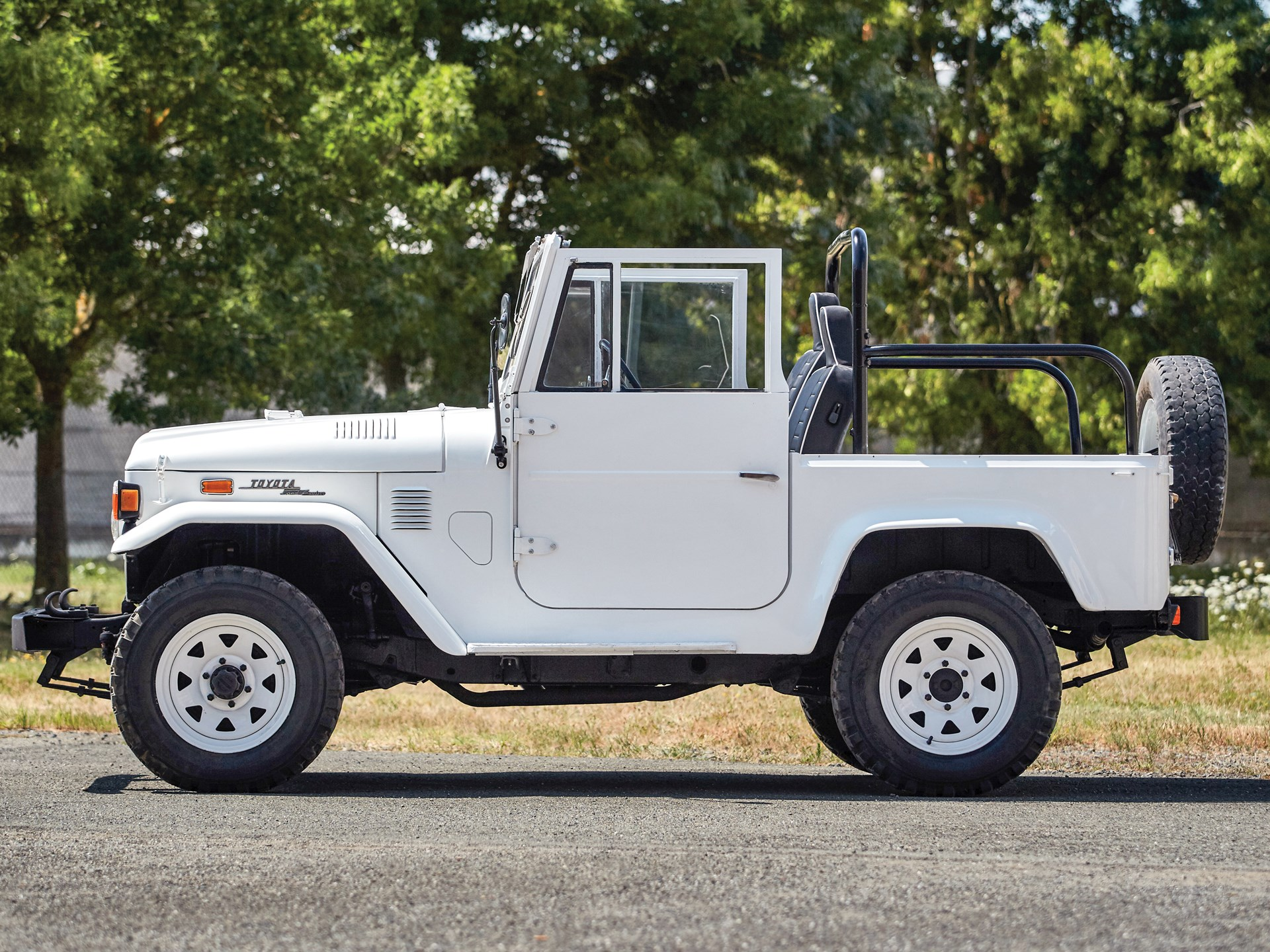 Rm Sothebys 1973 Toyota Fj40 Land Cruiser London 2016 Original