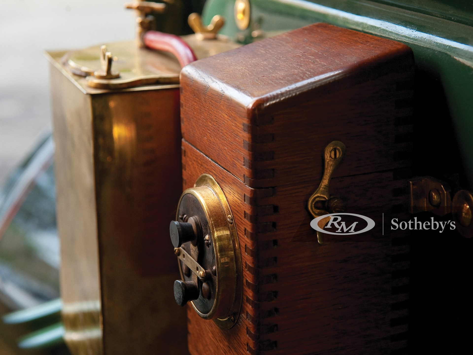 1907 Cadillac Model K Light Runabout  -