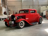 1932 Ford Three-Window Coupe Custom  - $