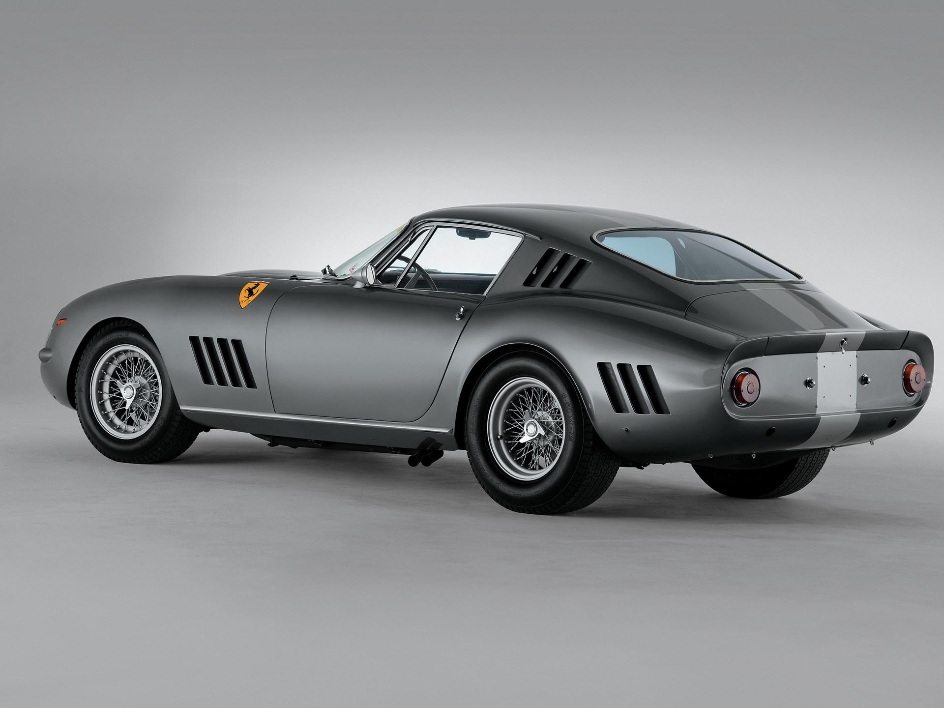 1964 Ferrari 275 GTB/C Speciale by Scaglietti