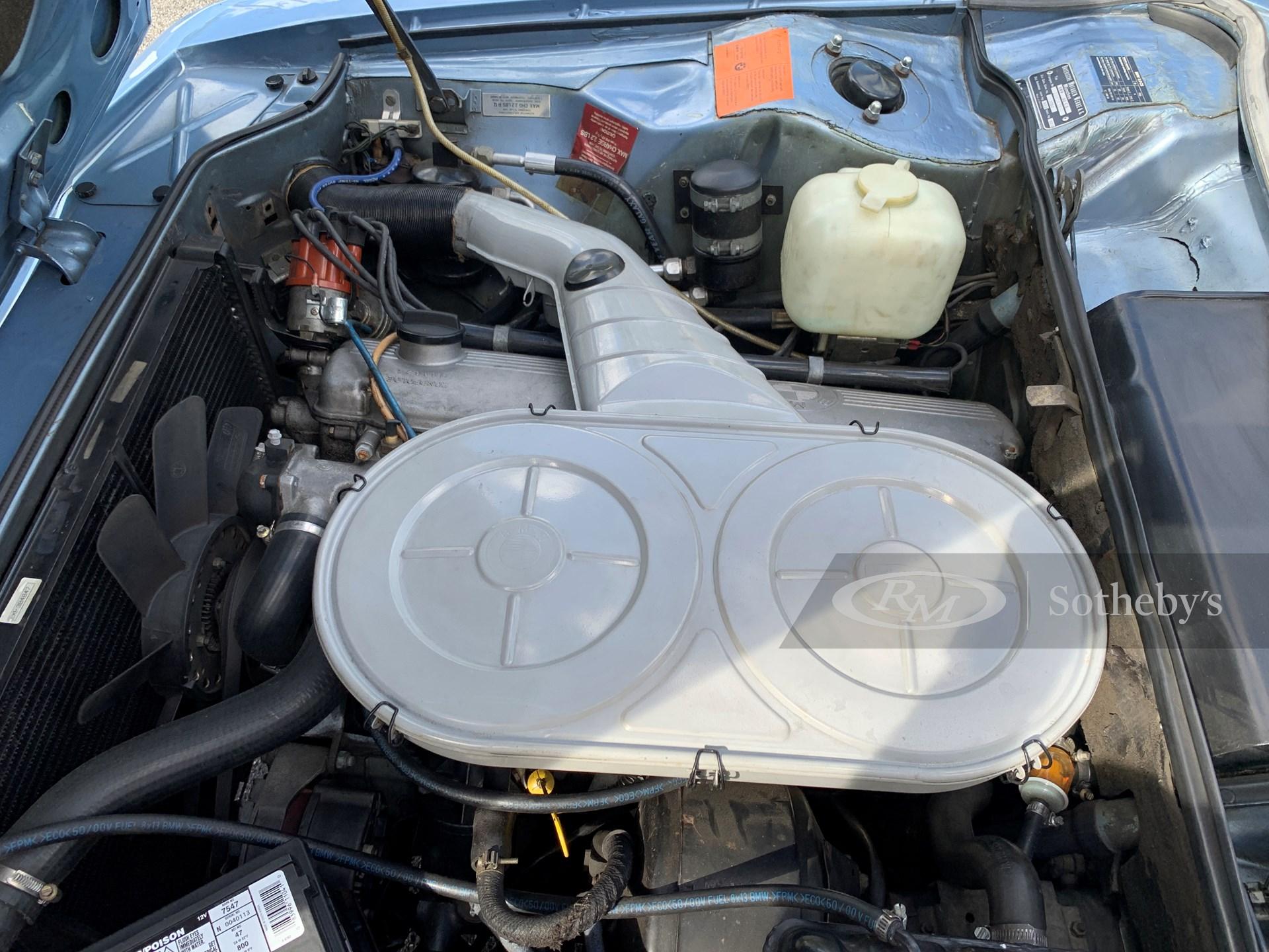 1972 BMW 3.0 CS  -