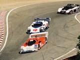 1986 Porsche 962 IMSA GTP  - $Laguna Seca 300 KM, Price Cobb, qualified 1st, finished 20th, 3 May 1987.