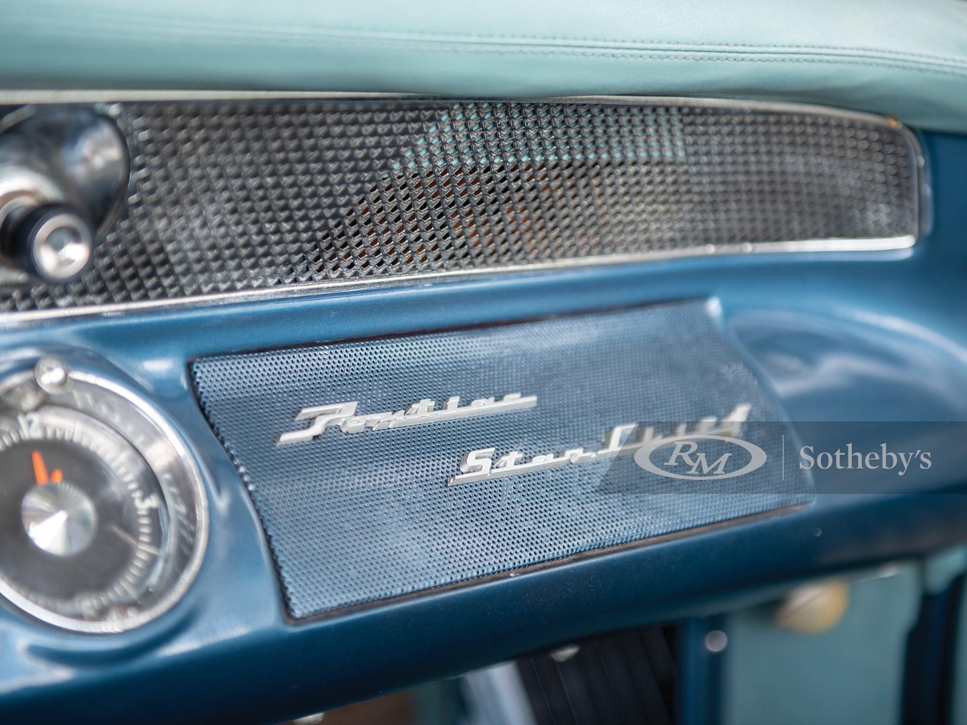 1955 Pontiac Star Chief Convertible  -