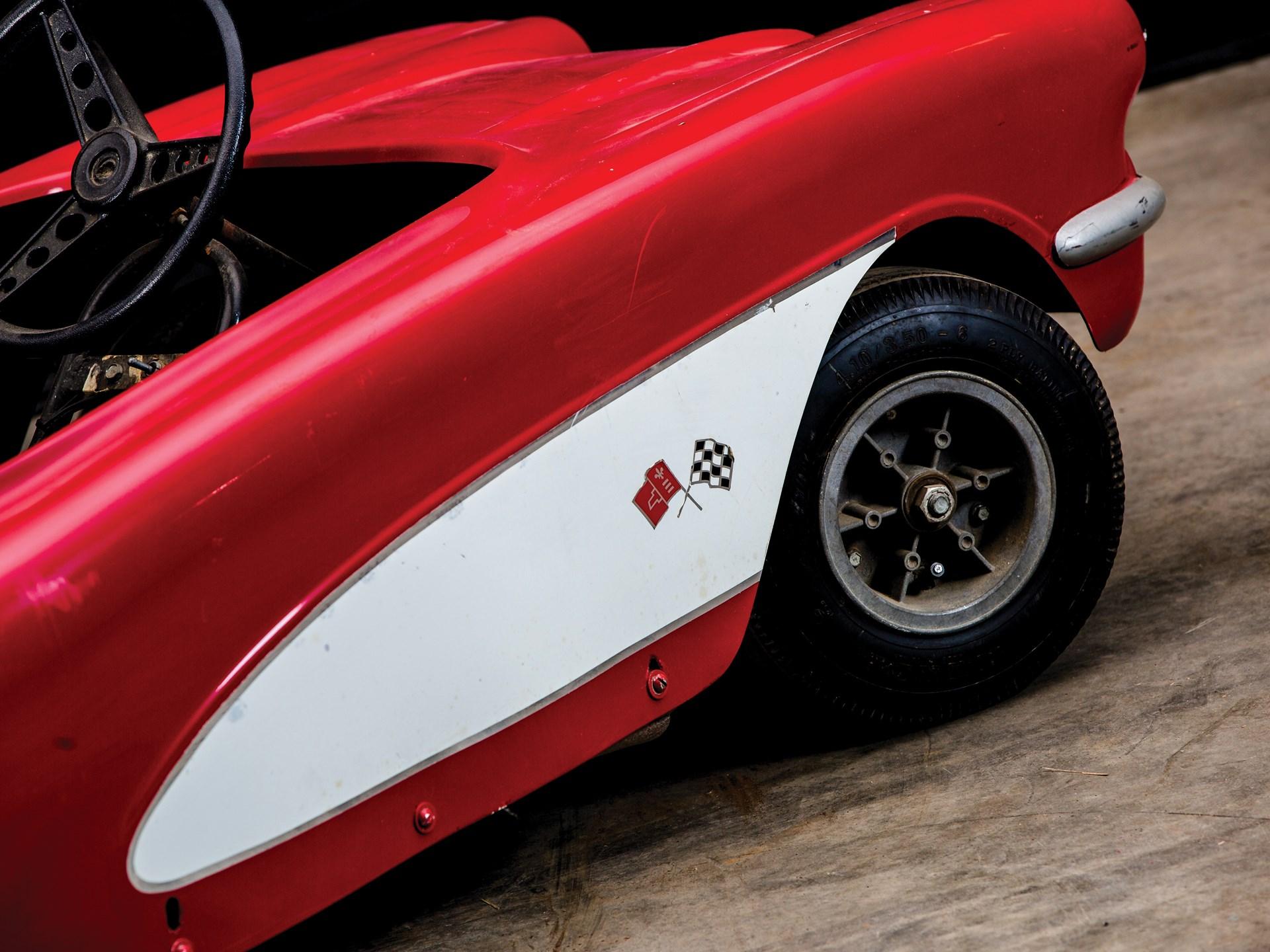 RM Sotheby's - Corvette Children's Go-Kart | Auburn Spring 2019