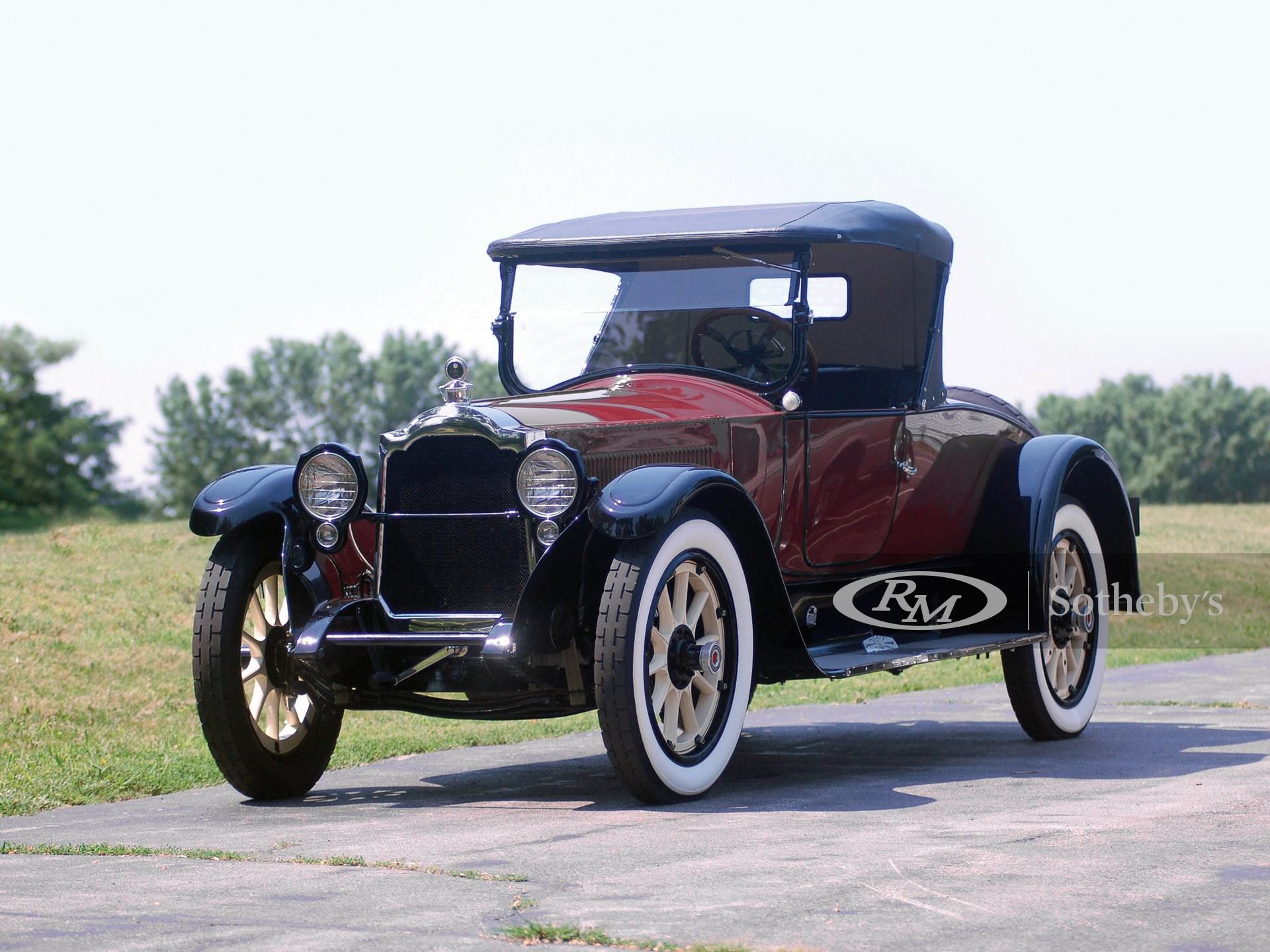 1922 Packard Twin Six Roadster