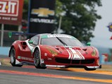 2016 Ferrari 488 GTE  - $The 488 GTE races to a first in class finish at Watkins Glen during the 2016 Six Hours of the Glen.