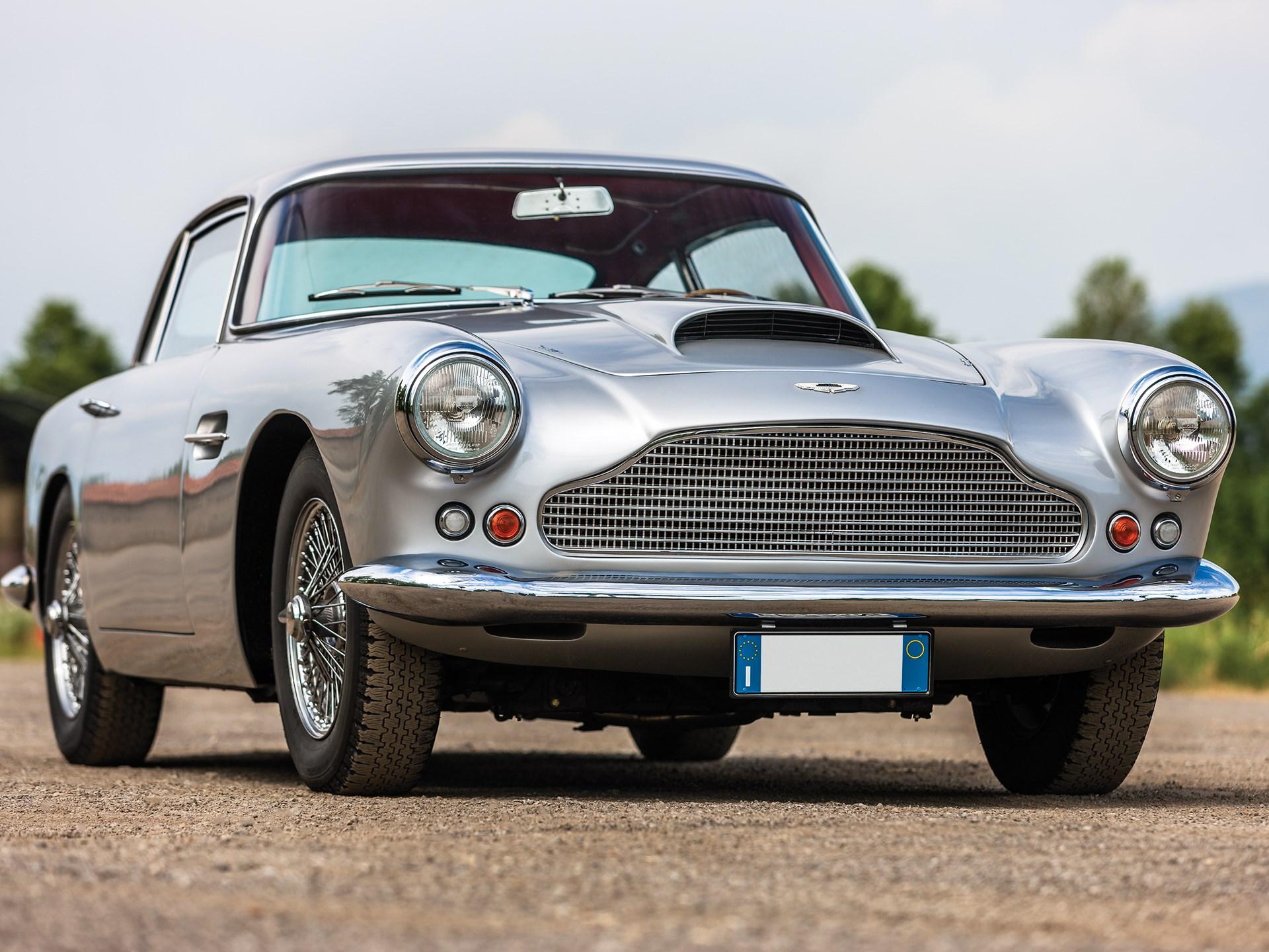 1960 Aston Martin DB4 Series II